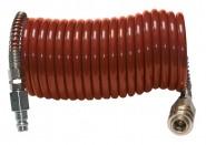 Luftschlauch-Spirale