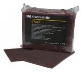 Handschleifpad 3M Scotch-Brite 152x228mm Inox