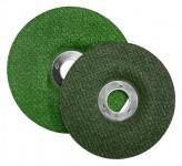 Schleifscheibe 3M Green Corps Stahl/Inox