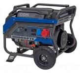 Stromerzeuger CGM, Benzin, 9 kVA, Ausgang 230/400 Volt