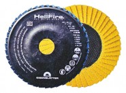 Lamellenschleifteller TRIMFIX HellFire Keramik-Hybrid