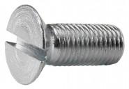 Senkschraube DIN 963 verzinkt Form A