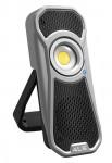 Arbeitsleuchte mit Bluetooth-Lautsprecher