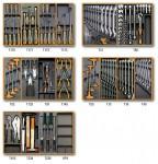 Werkzeugsortiment BETA 161-tlg.