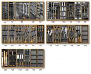 Werkzeugsortiment BETA 244-tlg