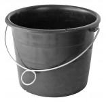 Baueimer PVC ringverstärkt mit Ringbügel 12l