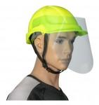 Helm-Gesichtsschild-Set
