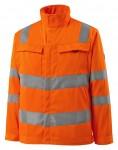 Warnschutz-Arbeitsjacke MASCOT BUNBURY, schmutzabweisend