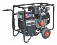 Stromerzeuger 3,3/1,0kVA Diesel