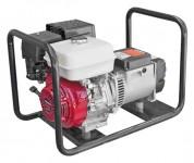 Stromerzeuger CGM, Benzin, 5,5 kVA, Ausgang 2 x 230 Volt