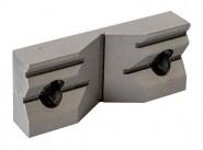 Prismenbacke für Maschinenschraubstock PHV / CHV