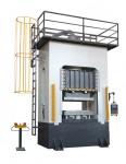 Hydraulische Universalpresse mit Tiefziehkissen DCP 77-650