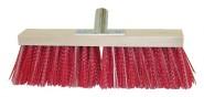 Elastonbesen MOSER rot/weiß