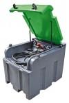 Mobile Tankanlage 400l Diesel