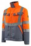 Warnschutz-Bundjacke MASCOT FORSTER, geringes Gewicht