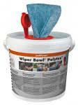Reinigungstücher Wiper Bowl Polytex