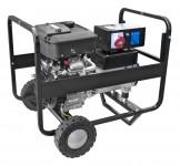 Stromerzeuger CGM, Benzin, 12 kVA, Ausgang 230/400 Volt