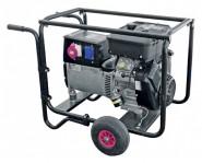 Stromerzeuger 3,3/10,0kVA Benzin
