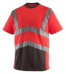 Warnschutz-T-Shirt MASCOT GANDRA, schmutzabweisend