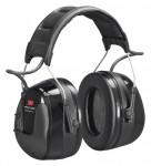 Kapselgehörschutz mit Radio