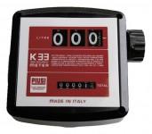 Zähler PIUSI mechanisch K33