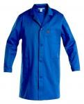 Arbeitsmantel, Baumwolle, Knopfverschluss