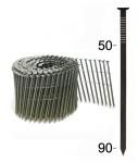 Nagelrolle MOSER 16° verzinkt drahtgebunden
