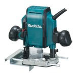 Oberfräse MAKITA 900 W - 8 mm
