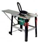 Tischkreissäge METABO 400 V / 2,8 kW