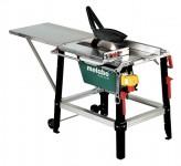 Tischkreissäge METABO 400 V / 4,2 kW
