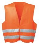 Polyester-Warnschutzweste