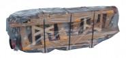 Gabelhubwagenpaket im Holzverschlag WEMO