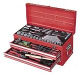 Werkzeugkasten MOSER 3 Laden, gefüllt, 113-tlg