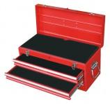 Werkzeugkasten MOSER 3 Laden, leer, rot
