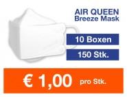 Atemschutzmaske Air Queen FFP2 NR 150 Stk.