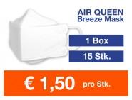 Atemschutzmaske Air Queen FFP2 NR 15 Stk.