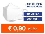 Atemschutzmaske Air Queen FFP2 NR 600 Stk.