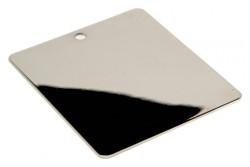 Stahlspiegel für Schweiß- und Kontrollspiegel