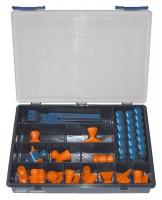 Kühlmittelschlauch-Satz LOC-LINE Flexi Box 1/2''