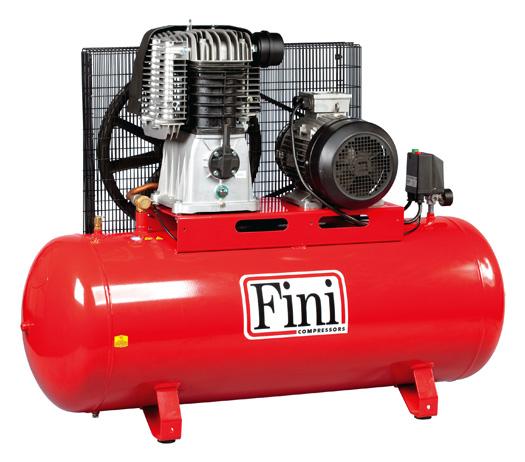 Kompressor FINI 270 Liter, 1.080 l/min