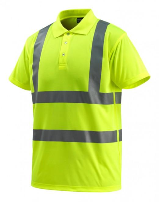 MASCOT Warnschutz Polo-Shirt BOWEN