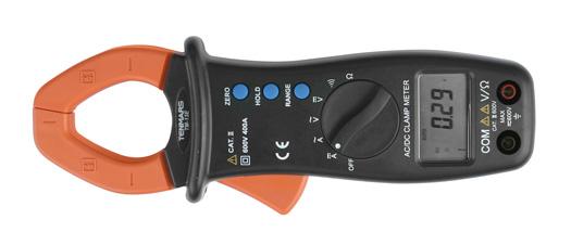 Amperemeter-Zange digital mit Balkenanzeige