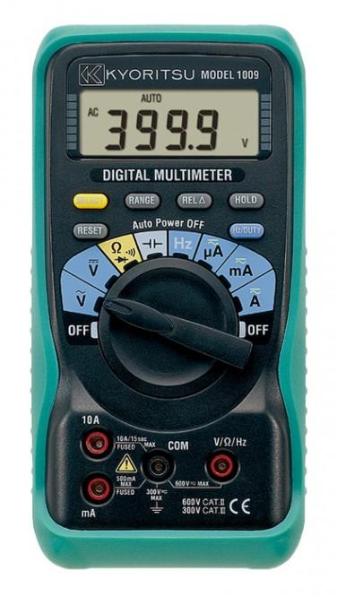 Multimeter digital DM125