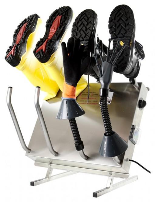 Schuhe- und Stiefeltrockner 8 Bügel