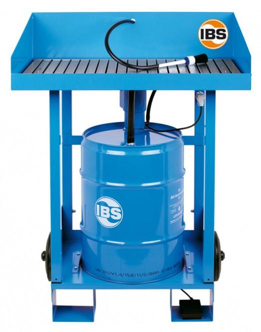 Teilereinigungsgerät IBS F2 fahrbar