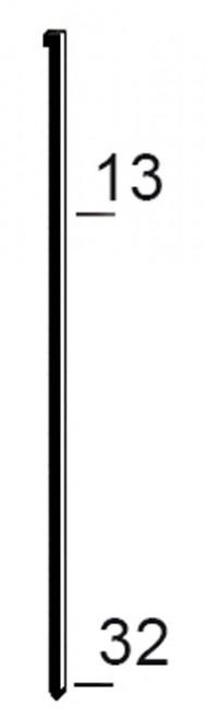 Stauchkopfnagel verzinkt