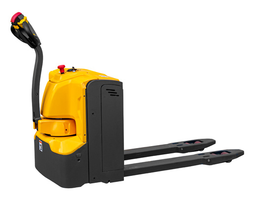Elektro-Deichselgabelstapler, 1.800 kg, Hubhöhe 204 mm