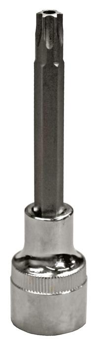 schraubendrehereinsatz torx mit stift moser 1 2 100 mm. Black Bedroom Furniture Sets. Home Design Ideas