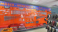 Werkzeugverkauf von Franz Moser